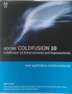 ColdFusion Book